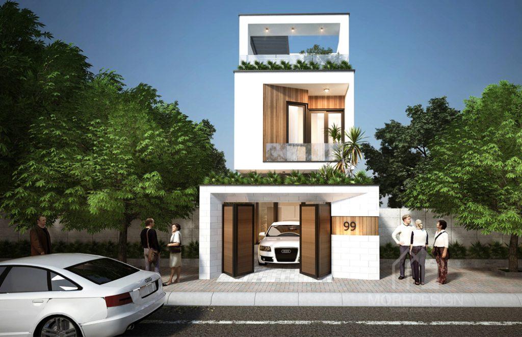 kiến trúc cải tạo nhà đẹp