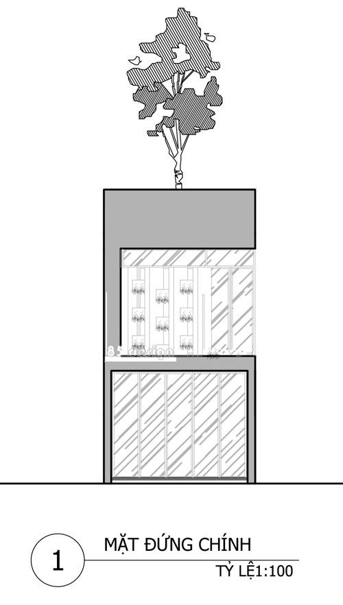 thiết kế nhà độc đáo đà nẵng