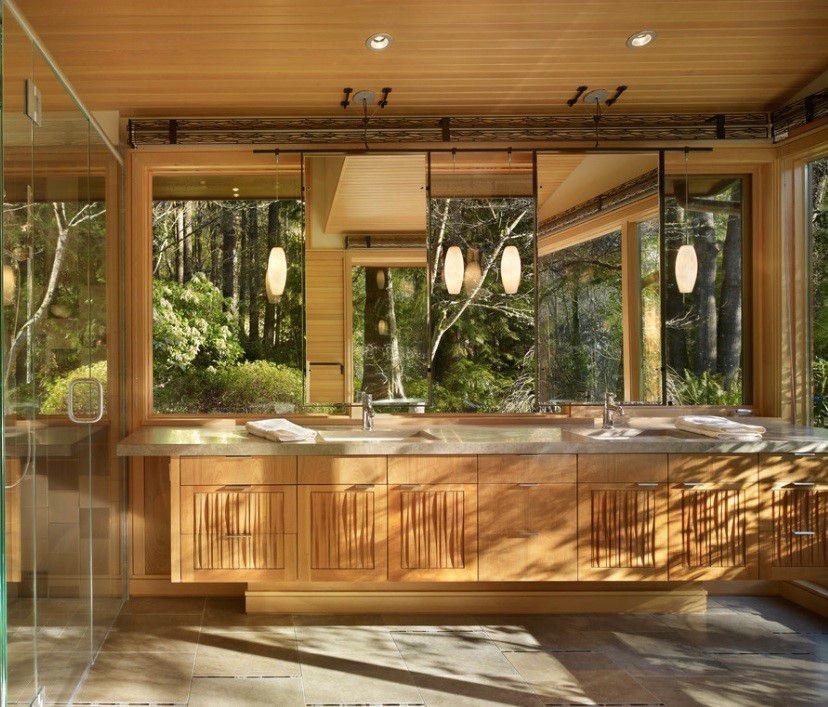 trang trí nhà cửa theo tự nhiên
