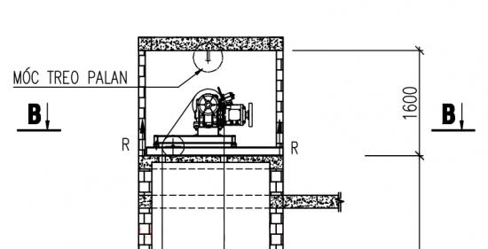 cải tạo nhà lắp thêm thang máy