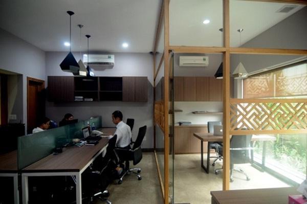 Phương Án Sửa Chữa Cải Tạo Nhà Làm Văn Phòng Cho Thuê